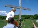Kő-hegyi menet a kereszthez