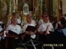 A Szt. Jakab kórus Püspökhatvanban énekelt