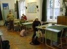 Új bútorok az iskolában, ódovában