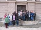 Levéltári látogatáson az iskolások