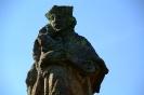 Nepomuki Szt. János szobrok